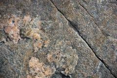 Szczegóły od zbocza góry, tło, tekstura Obrazy Stock