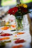 szczegóły poślubić Fotografia Stock