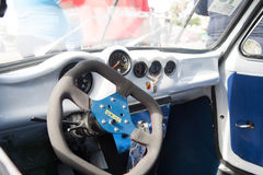 Szczegóły rocznika samochód Obrazy Royalty Free