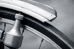 szczegóły rower Zdjęcia Stock