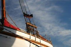 szczegóły seria małej łodzi Zdjęcie Royalty Free