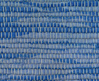 Szczegóły stary gałganiany dywanik zdjęcie royalty free