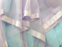 szczegóły sukienkę Zdjęcia Stock