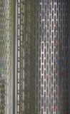 szczegóły układu wydechowego semi ciężarówka Zdjęcia Royalty Free