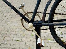Szczegół bicykl Zdjęcia Royalty Free