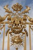 szczegół brama Versailles Fotografia Stock