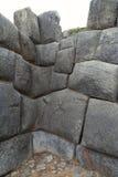 Szczegół budowa Incas Fotografia Royalty Free