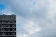 Szczegół budynek w Coventry Obrazy Royalty Free