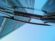 Szczegół Burj Khalifa, Dubaj, UAE Obrazy Stock