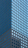 Szczegół drapacz chmur w Miasto Nowy Jork, usa Zdjęcia Stock