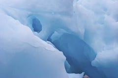 szczegół góra lodowa Obraz Royalty Free