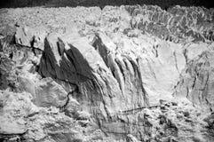 Szczegół góra lodowa zdjęcie royalty free