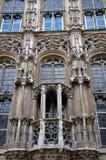 Szczegół katedra w Gent Obraz Royalty Free