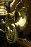 Szczegół klasyczny samochód zdjęcia stock