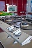 Szczegół kuchnia Fotografia Royalty Free