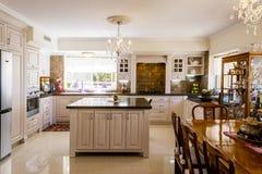 Szczegół kuchnia Obrazy Royalty Free