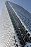 Szczegół linia horyzontu budynek Fotografia Stock