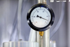Szczegół maszyneria w physics laboratorium Zdjęcie Stock