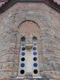 SZCZEGÓŁ OD WIELKIEGO METEORON monasteru, GRECJA Zdjęcie Stock