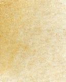 Szczegółowa piasek tekstura Odgórny widok Obrazy Royalty Free
