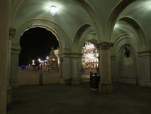 Szczegół piazza Unita Obrazy Royalty Free