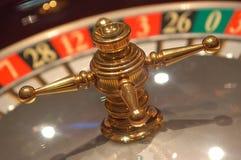 Szczegół ruleta zdjęcie royalty free
