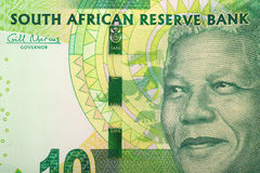 Szczegół sout afrykanina skraj Obrazy Royalty Free