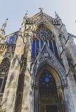Szczegół St Patrick ` s Cathedrail w Manhattan NYC Obraz Royalty Free