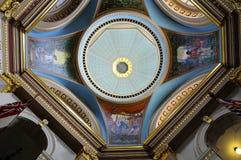 szczegółu dach Obrazy Royalty Free