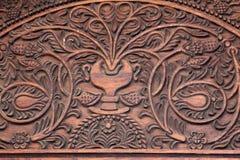 szczegółu drzwi stonetown Obrazy Stock