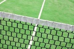 szczegółu dworski tenis Obrazy Royalty Free