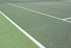 szczegółu dworski tenis Obraz Royalty Free