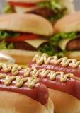 szczegółu fast food Fotografia Royalty Free