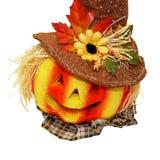szczegółu Halloween bania Obraz Stock