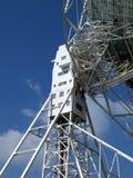 szczegółu lovel radiowy teleskop Fotografia Royalty Free