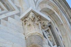 Szczegółu Pisa wierza Obraz Royalty Free
