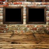 szczegółu ramy obrazka pokój Zdjęcie Royalty Free