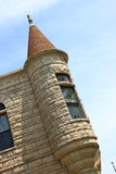 szczegółu sala Holton Kansas stan uniwersytet Fotografia Stock