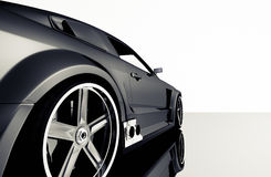 szczegółu samochodowy sport Obraz Stock