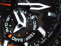 Szczegół wristwatch zdjęcie stock