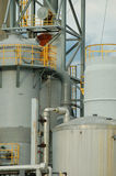 szczegóły 2 rafineryjny obrazy royalty free