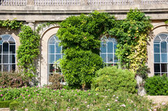 Szczegóły Bowood dom Obraz Royalty Free