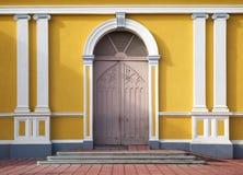 szczegóły katedry de Granada Nikaragui Obrazy Stock