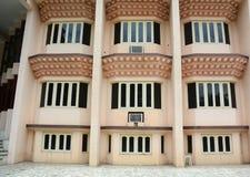 Szczegóły luksusowy hotel w Agra, India Zdjęcie Royalty Free