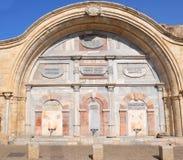 Szczegóły Mahmoudiya meczet Obraz Royalty Free