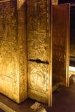 Szczegóły od Egipskiego muzeum Obraz Stock