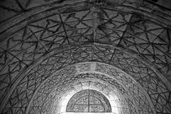 szczegóły Omani arch Obrazy Stock