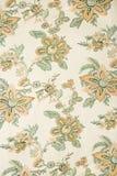 szczegóły rocznik tkaniny Fotografia Royalty Free
