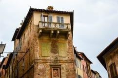 szczegóły Siena Zdjęcia Royalty Free