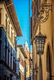 Szczególny historyczny miasto, Florence Obrazy Stock